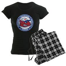 CAFEPRESS GRBL LOGO2 Pajamas