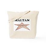 Maltan and proud of it Tote Bag