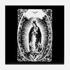 Nuestra Senora de Guadalupe Tile Coaster