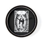 Nuestra Senora de Guadalupe Wall Clock