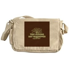 Dirt-Worship-Bamboo-T-Shirt-(8100)33 Messenger Bag
