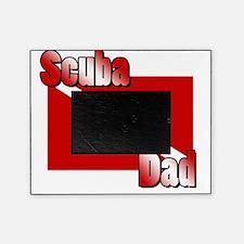 Scuba Dad Picture Frame