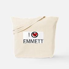 I Hate EMMETT Tote Bag