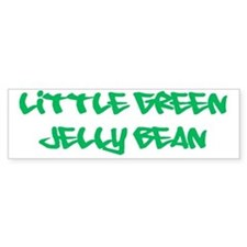 LittleGreenJB Bumper Sticker