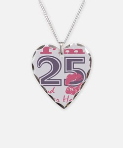 25-kiss Necklace