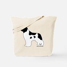 Landseer_logo Tote Bag