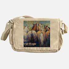 Horse Hugs 2013 Calendar Messenger Bag