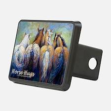 Horse Hugs 2013 Calendar Hitch Cover