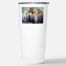 Horse Hugs 2013 Calendar Travel Mug