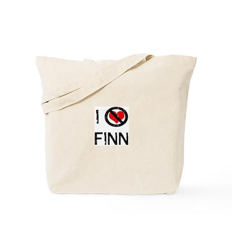 I Hate FINN Tote Bag