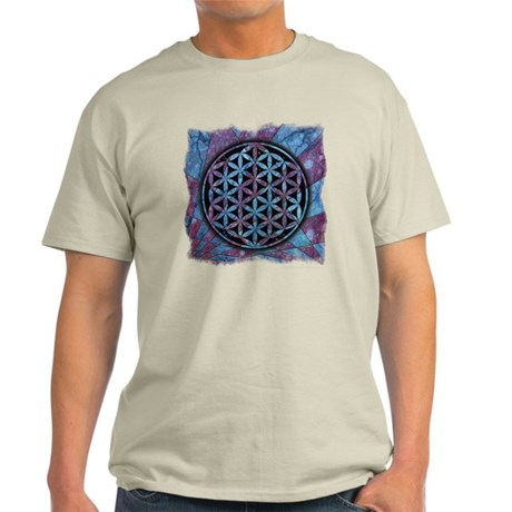 Flower Of Life _trans Light T-Shirt