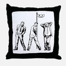k-str-hos-DKT Throw Pillow