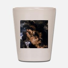 Prometheus Bound Shot Glass