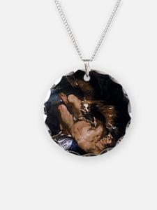 Prometheus Bound Necklace