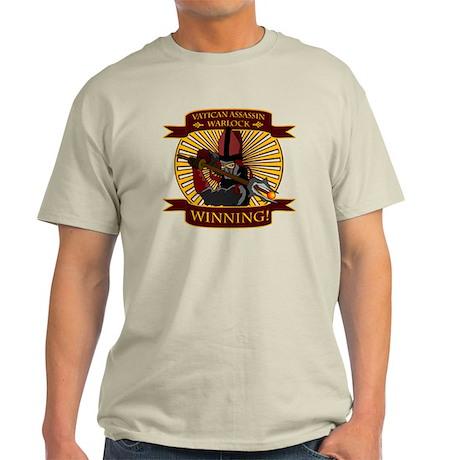 warlock2 lighter Light T-Shirt