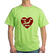 support japan n T-Shirt