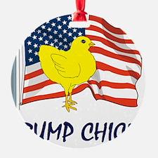 trump chick Ornament