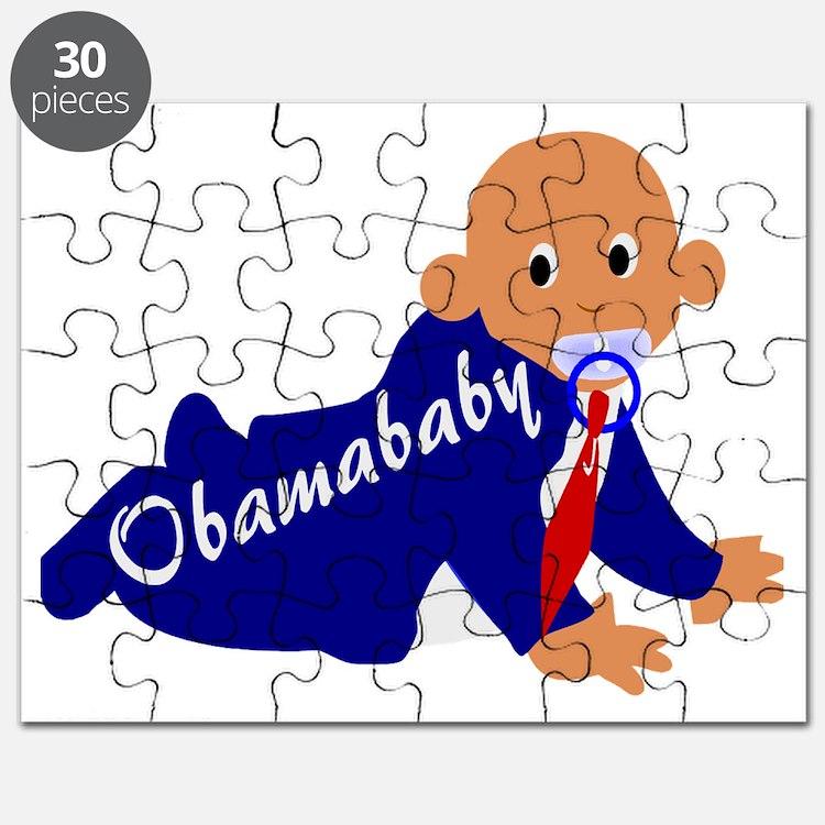 Obama baby Puzzle