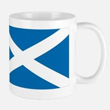 Scottish Flag - The Saltire - St. Andre Mug