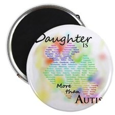 morethanautism2-DAUGHTER Magnet