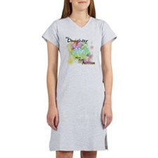 morethanautism2-DAUGHTER Women's Nightshirt