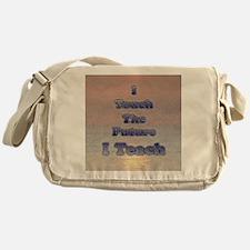 I_TEACH_square Messenger Bag