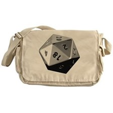 D20 Messenger Bag