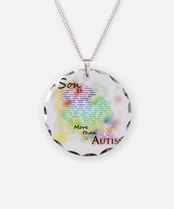 morethanautism2-SON Necklace