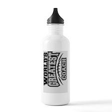 Worlds Greatest Footba Water Bottle