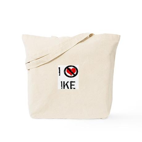 I Hate IKE Tote Bag