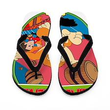 kong Flip Flops