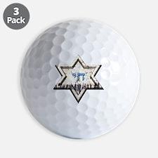 magen hai 3 Golf Ball