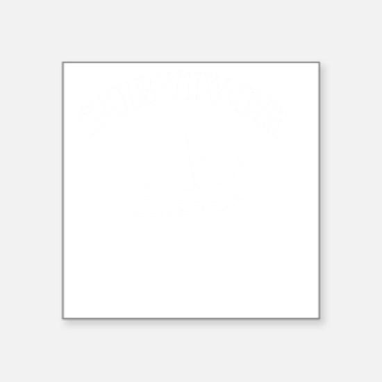 """westcoastdark Square Sticker 3"""" x 3"""""""