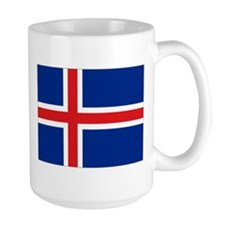 Flag Iceland Mug