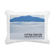 whitesands1a Rectangular Canvas Pillow