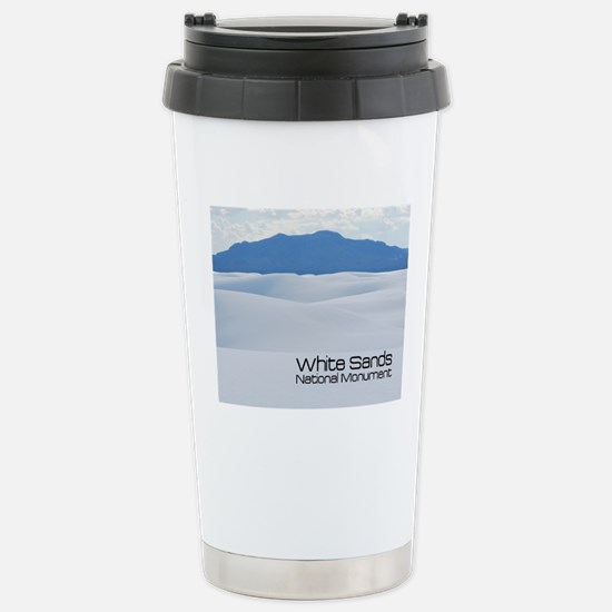 whitesands1a Stainless Steel Travel Mug