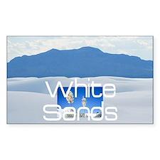 whitesandssq Decal