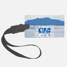 whitesandssq Luggage Tag