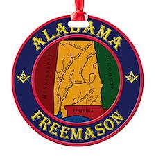 Alabamaseal Ornament