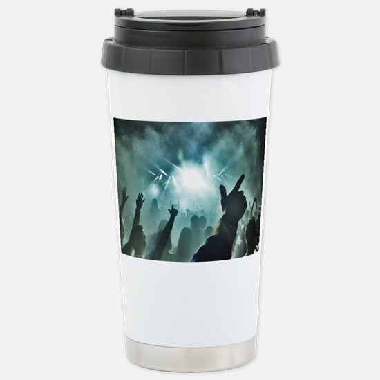 Pointtothesky large Stainless Steel Travel Mug