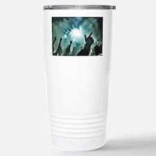 Pointtothesky large Thermos Mug