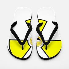 NuclearSmile2 Flip Flops