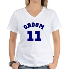 navygroombasic11 Shirt