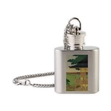 h066 Flask Necklace