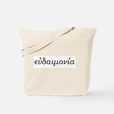 Eudaimonia Tote Bag
