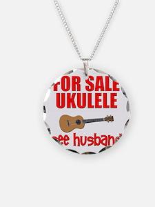 funny ukulele uke Necklace