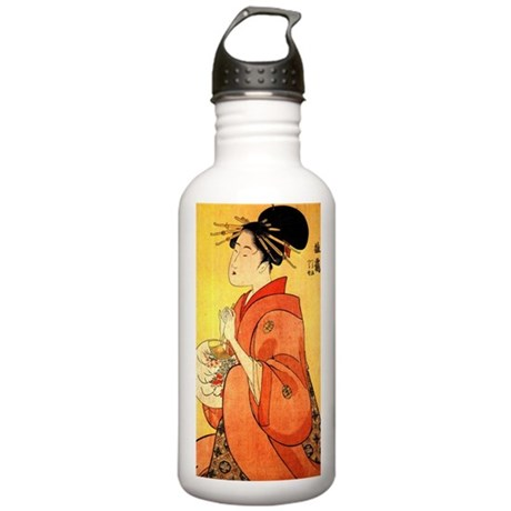 012063 Stainless Water Bottle 1.0L