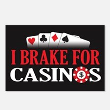 5x3breakcasino Postcards (Package of 8)