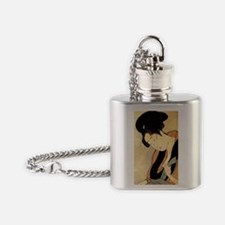 017393 Flask Necklace