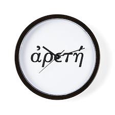 Arete Wall Clock